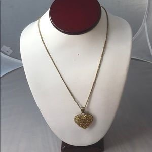 M Style Lab gold necklace